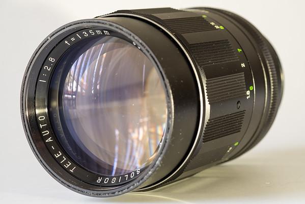 Soligor Tele-Auto 135mm f/2.8