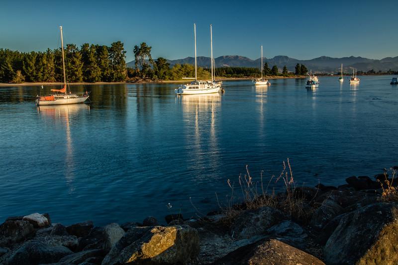 Nelson harbor