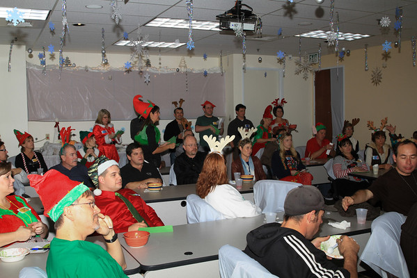 2012 Soup and Murder Mystery Lunch