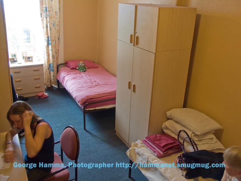 Student accommodations.