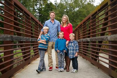 Scott Family - December 2012