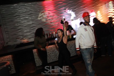 12.09.17 Shine Saturdays @ The Alley Newport News