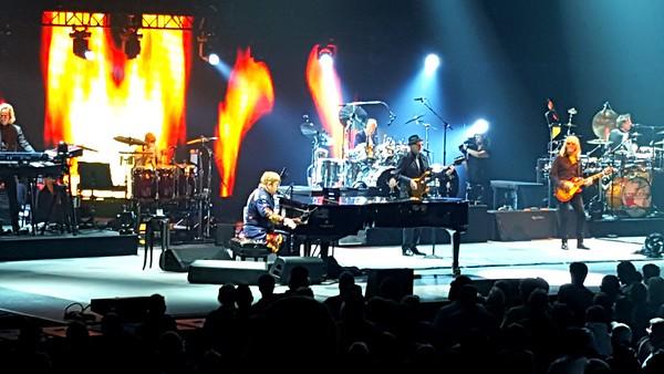 Elton John September 28, 2016
