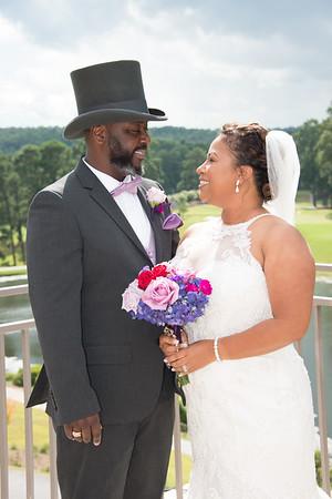 Dorthy and Allen Wedding