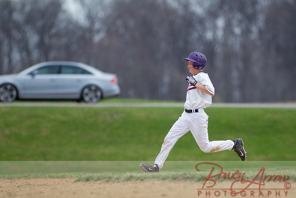 2015-04-18 Baseball vs Lakeland