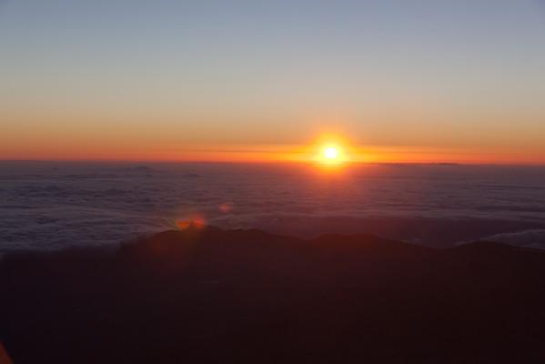 Sunrise at Pico del Teide