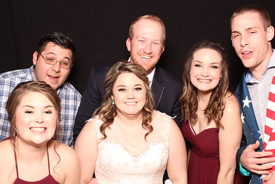 Tyler and Michelle - The Springs CONROE - 1.06.2018