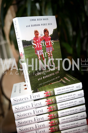 """Bush Twins """"Sisters First"""" Book Party 