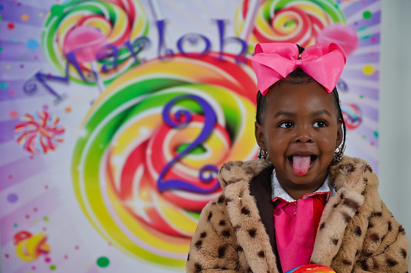 Marlohe 2nd Birthday Shoot