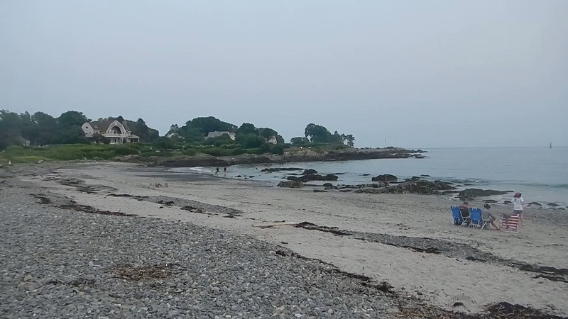 Maine - Kennebunkport - Beach - Dinner 2.mov