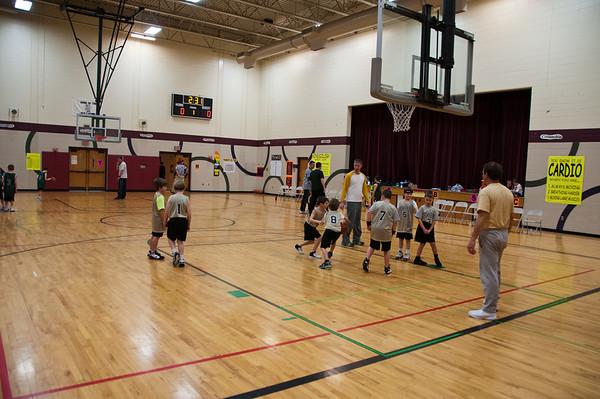 Carson's Basketball - Nuggets