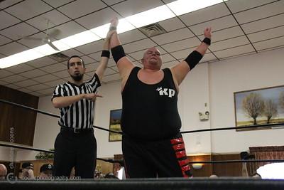 Ace Romero vs Brian Milonas