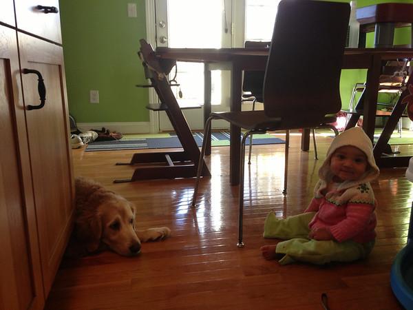 December 2012 - Carter is 9 months old