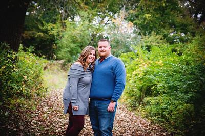 Matt & Valerie~engagement 2018
