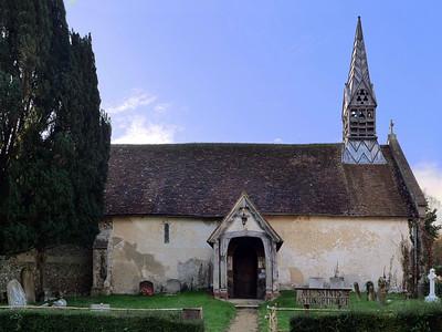 Aston Upthorpe (1 Church)