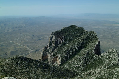 Guadalupe National Park and Peak