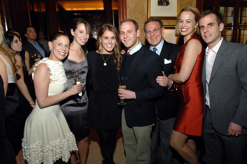 Washkowitz Family Annual Thanksgiving Party at Club Macanudo