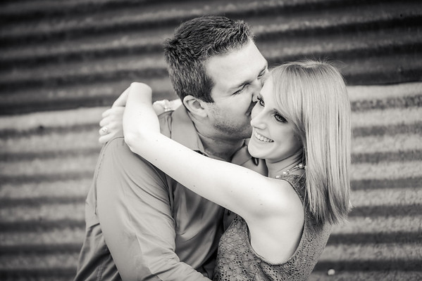 Brittany & Chad Engagements