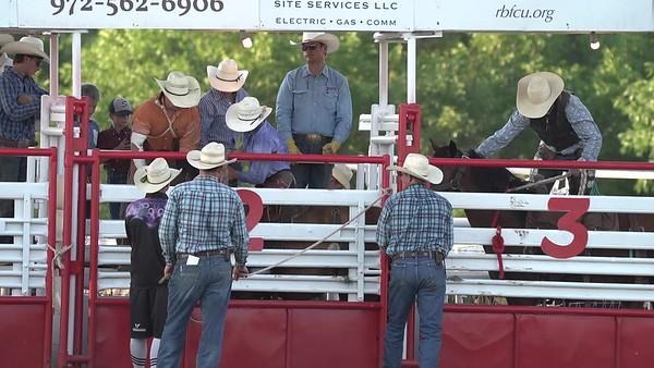 Ranch Bronc Saturday Night Blue Ridge Rodeo