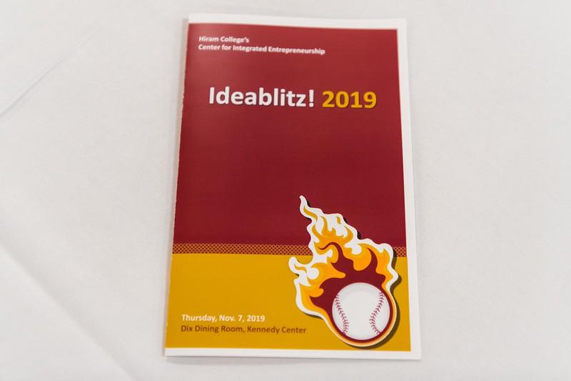 Ideablitz! 2019.   2