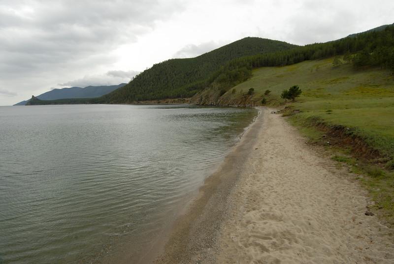 060825 2942 Russia - Lake Baikal - Trip to Peschanaya Bay on Racketa _E _I ~E .JPG