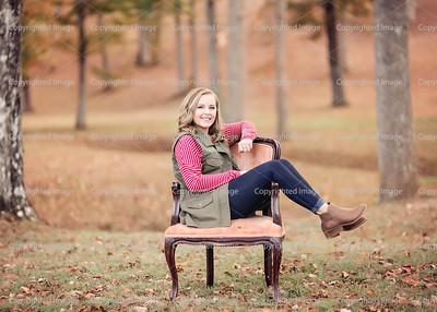 Hannah King {Senior 2018}