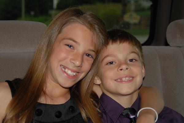 Josh And Katie Wedding  2010
