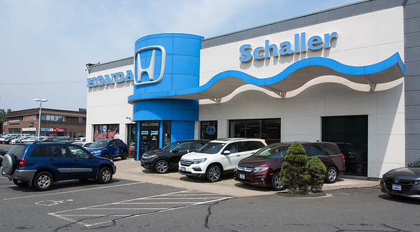 Schaller Auto of New Britain.