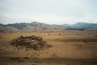 Sidecar Road Trip 2002