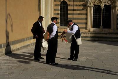 Messina --Sicilian Bagpipers