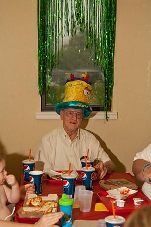 Uncle Eddie's 90th Birthday