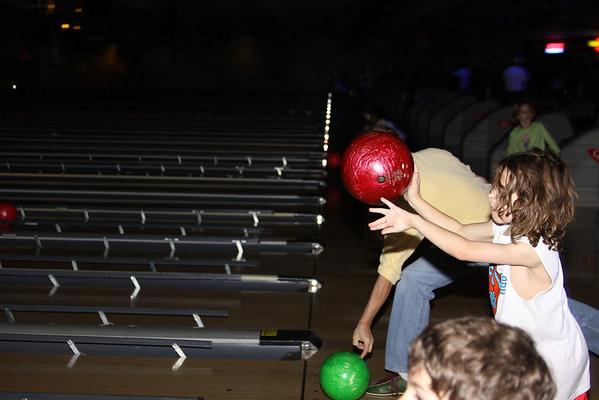 2009-10-18 Geoffrey's Bowling Birth Day Party