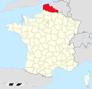 REGION NORD - PAS DE CALAIS