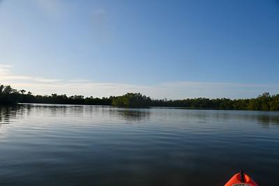 Sunset Kayak Tour - Morrill, Stevens & Evans