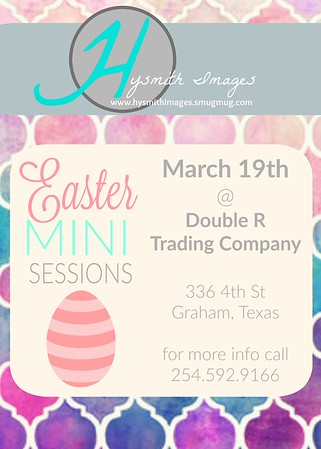 Easter Mini Session 2016