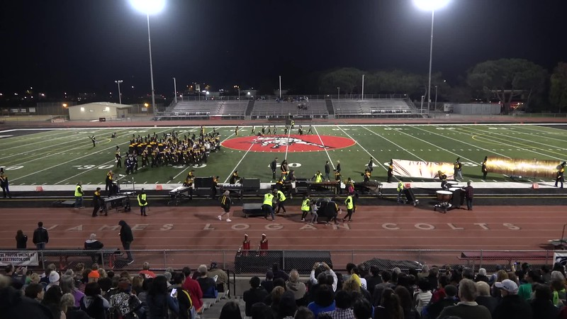 11-16-2019 MVHS Marching Band and Color Guard James Logan Invitational Performance.mp4