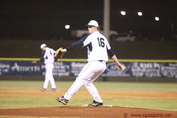 Tift County Baseball Vs. Howard