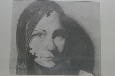 High School Classes - 2006-2007 - 6/4/2007 - Andrew Busch High School Art Class