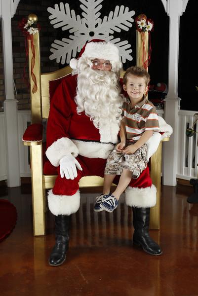 Santa Photos 12-12-09