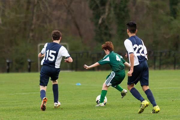 Jack Ramsey - Soccer #4