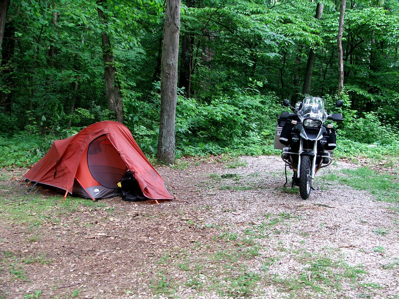 Martin State Forest, Shoals, IN
