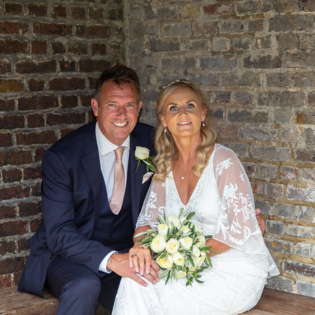 Gary and Mags Wedding