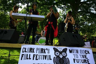 2015 Clark Park Fall Festival