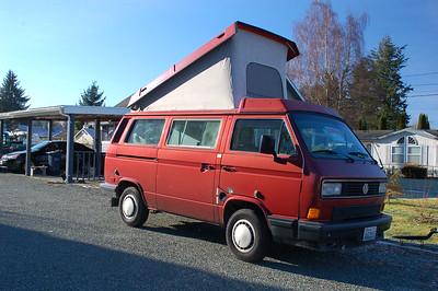 1988 VW Westfalia 12-2-14