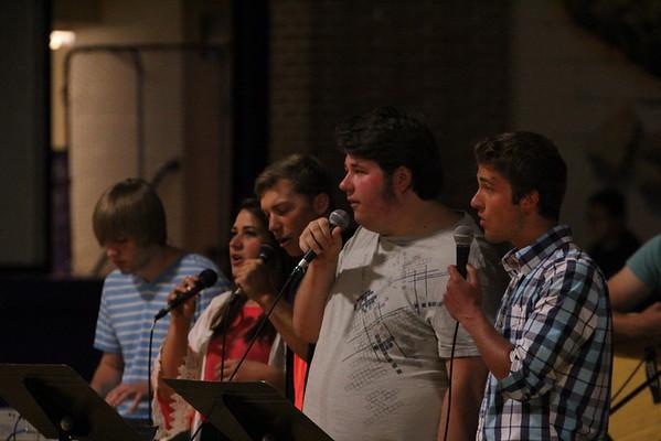Senior Chapel - KCHS - 5/20/15