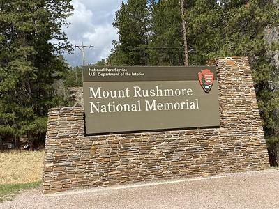 2021 Mount Rushmore National Memorial - SD