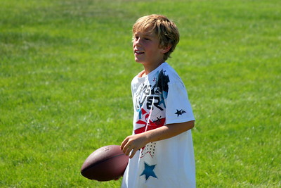 Old River School - Punt, Pass & Kick Competition