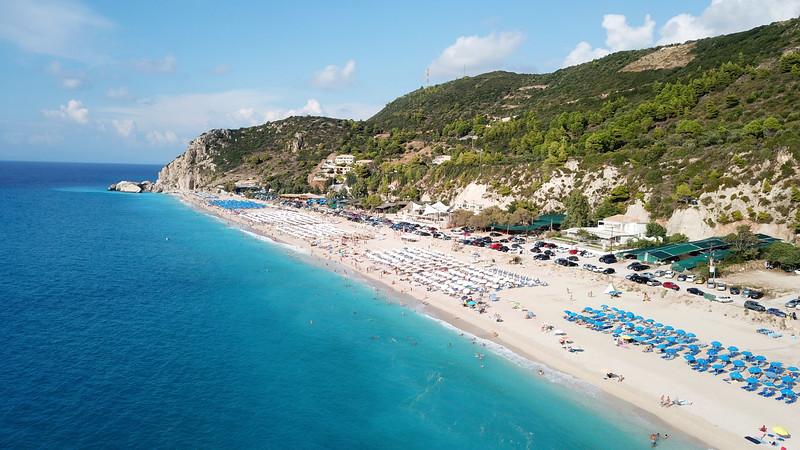 Kathisma beach Lefkada