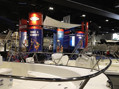 Tampa Boat Show 2013