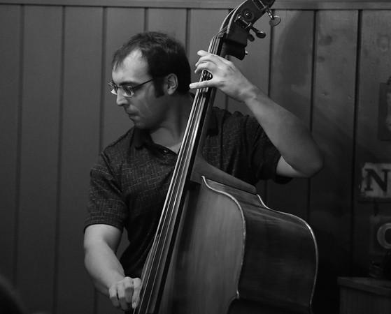 Matt DeChamplain Trio & Guests @ Smokin' With Chris